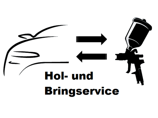 Hol- und Bringservice - Lackcenter Karlsruhe